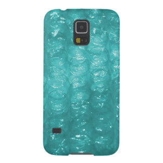 Light Blue Bubble Wrap Effect Galaxy S5 Cover