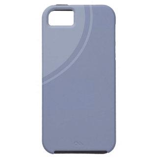 light blue circle iPhone SE/5/5s case