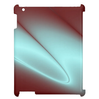 Light Blue Flash Cover For The iPad 2 3 4