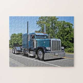 Light Blue Flattop 379 Puzzle