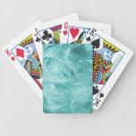 Light Blue Fur Card Decks