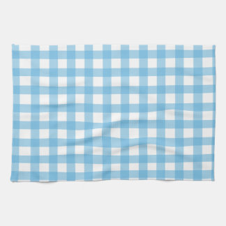 light blue kitchen towels blue gingham kitchen towels zazzle 6965