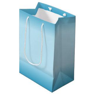 Plain Blue Gift Bags   Zazzle