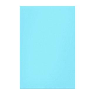Light Blue Hanukkah Chanukah Hanukah Template Canvas Print