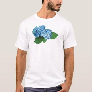 Light Blue Hydrangea Mens T-Shirt