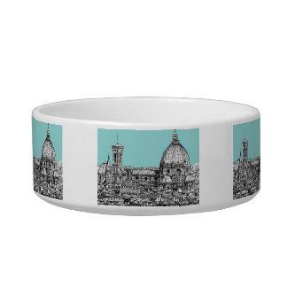 Light blue Italian ink Bowl