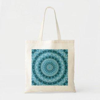Light Blue Kaleidoscope / Mandala