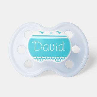 Light blue life pacifier