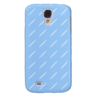 Light Blue Modern Background Pern Design. Samsung Galaxy S4 Cover