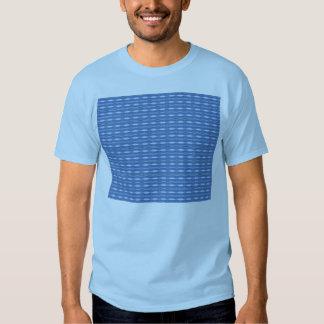 light blue pattern tee shirt