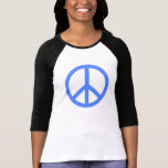 Light Blue Peace T-Shirt
