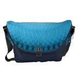 Light Blue Plafond Courier Bags