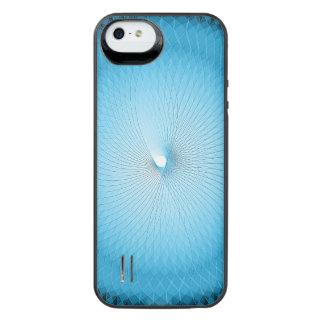 Light Blue Plafond iPhone SE/5/5s Battery Case