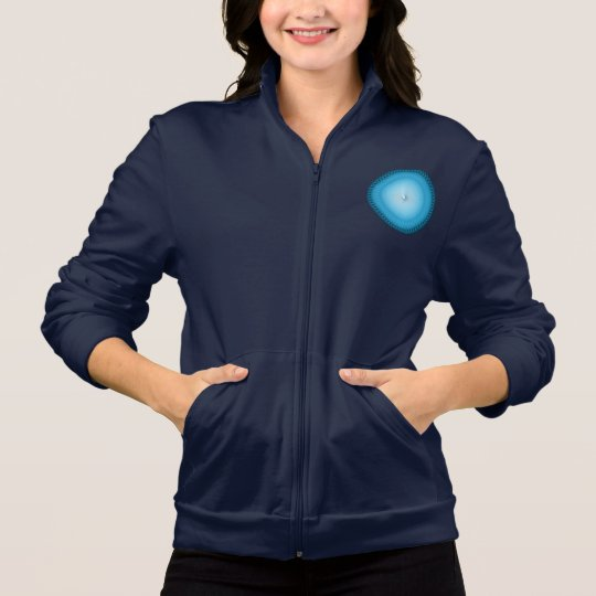 Light Blue Plafond Jacket