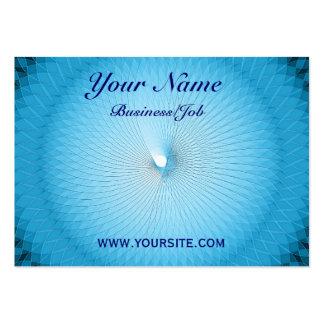 Light Blue Plafond Large Business Card