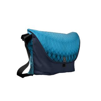Light Blue Plafond Small Messenger Bag