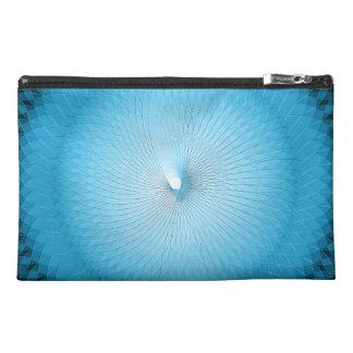 Light Blue Plafond Travel Accessory Bag