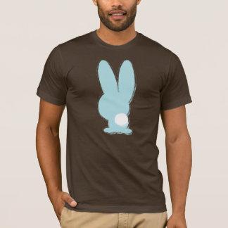 light blue rabbit T-Shirt