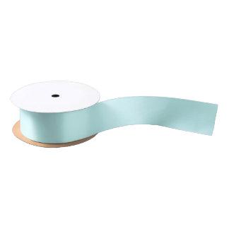 Light Blue Ribbon to Match Blue Jingle Jingle Satin Ribbon