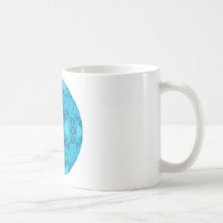 Light Blue Roses Classic White Coffee Mug