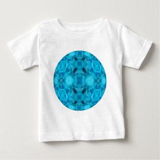 Light Blue Roses Tee Shirts