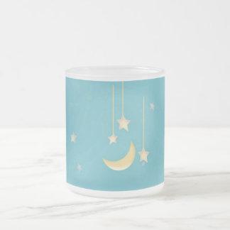 Light blue Schlummertrunk cup