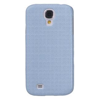 Light blue seamless pattern cases