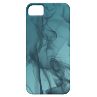 Light Blue Smoke iPhone SE/5/5s Case