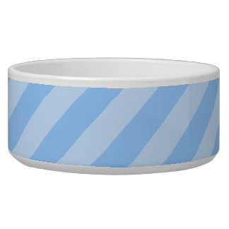 Light Blue Stripes. Bowl