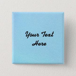 Light Blue Tissue Paper Button   Personalize