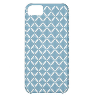 Light blue web iPhone 5C cover
