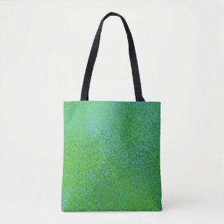 Light Blue with Green Bag