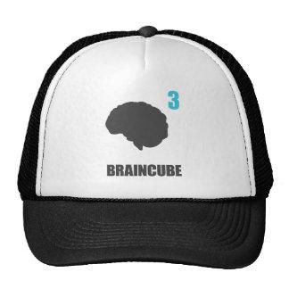 Light BrainCube product Trucker Hat