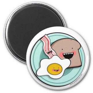 light breakfast magnet