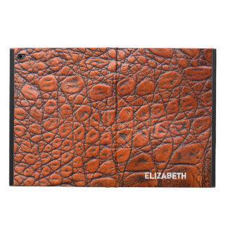 Light Brown Leather iPad Air 2 Case Powis iPad Air 2 Case