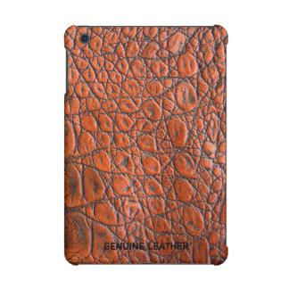 Light Brown Leather iPad Mini Case