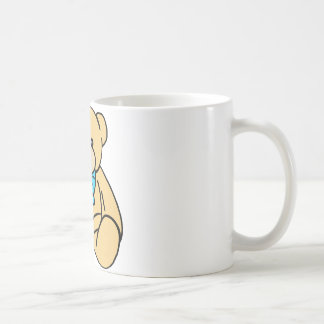 Light Brown Traditional Teddy Bear Coffee Mug