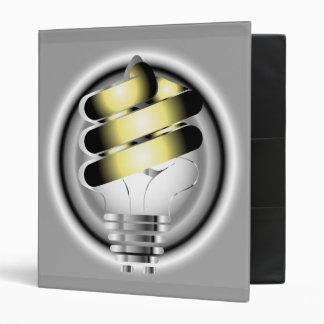 Light Bulb Binder