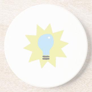 Light Bulb Coaster