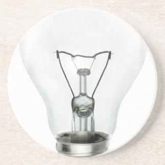 Light Bulb Coasters
