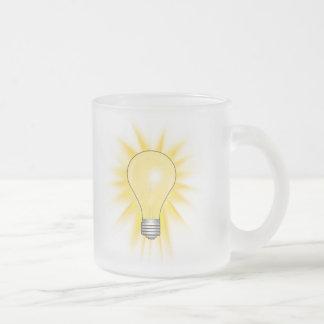 Light Bulb - Dim The Lights Coffee Mugs
