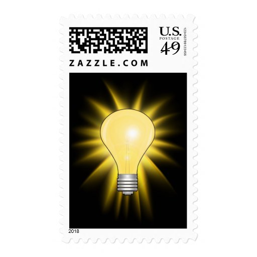 Light Bulb - Dim The Lights Stamps