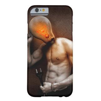 Light Bulb Man Idea iPhone 6/6s case