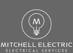 Electrical contractor business cards templates zazzle light bulb monogram logo on gray for electricans business card colourmoves