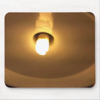 Light Bulb Mouse Pad