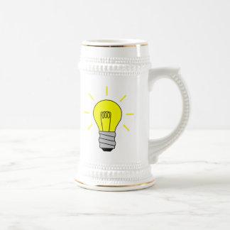 Light Bulb Coffee Mugs