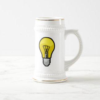 Light Bulb Mug