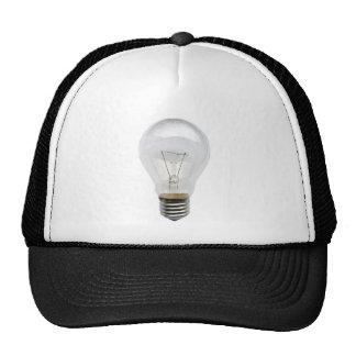 Light Bulb One Mesh Hats