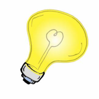 Light Bulb Statuette
