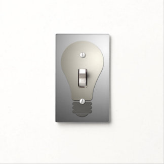 Light Bulb Switch Light Switch Cover
